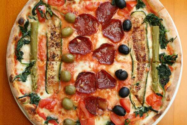 пиццерия «Ругантино»