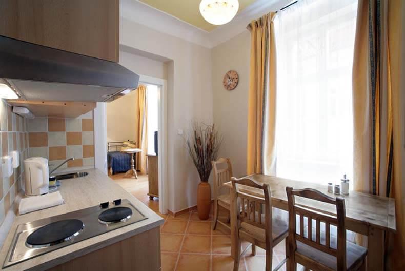 Снять жилье в Праге